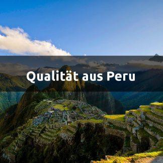 Qualität aus Peru