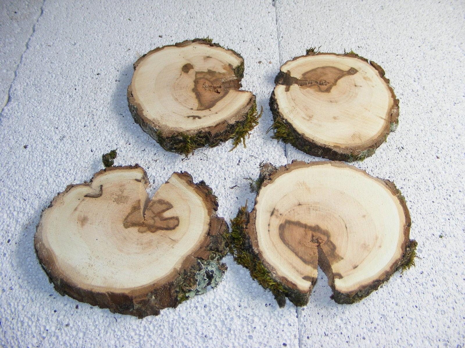 4 stk astscheiben birnenholz ca 8 1 2 cm baumscheibe geschliffen c1 11 gerdas gr nwaren. Black Bedroom Furniture Sets. Home Design Ideas